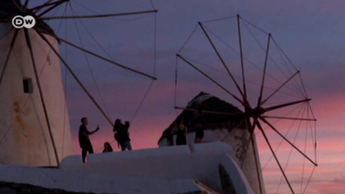 News video: Griechenland startet Tourismussaison