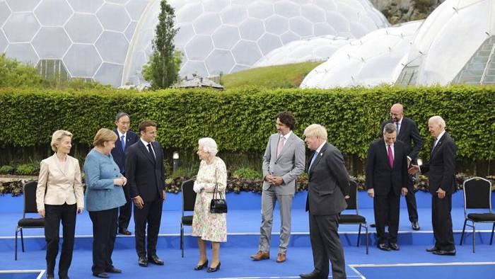 News video: G7-Gipfel in Cornwall: Impfstoffe, Klimawandel, Außenpolitik