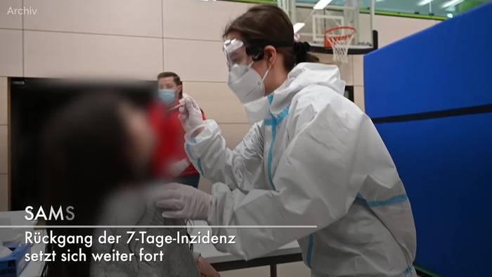 News video: Corona-Lage in Deutschland: RKI-Lagebericht vom 12. Juni