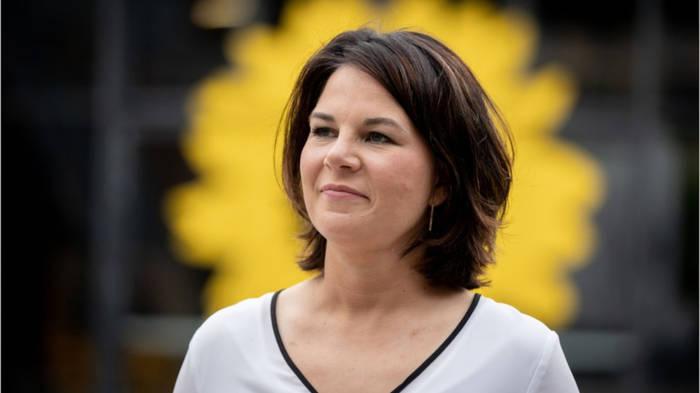 News video: Grünen-Parteitag: Annalena Baerbock zur Kanzlerkandidatin gewählt
