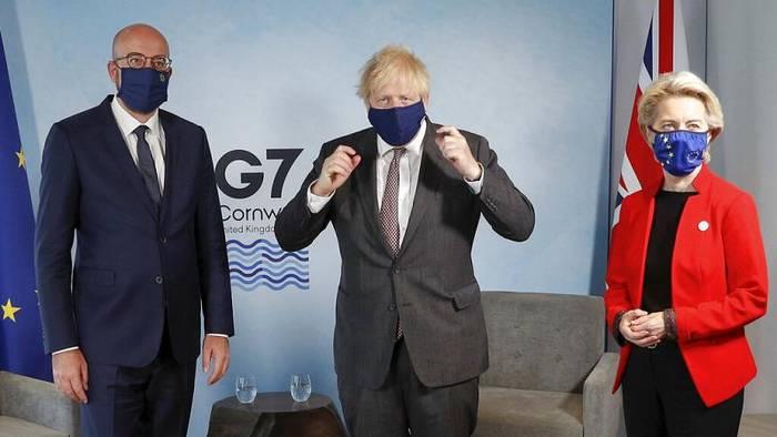 News video: G7-Gipfel Tag 2: China, Klima, Pandemie und... der Brexit