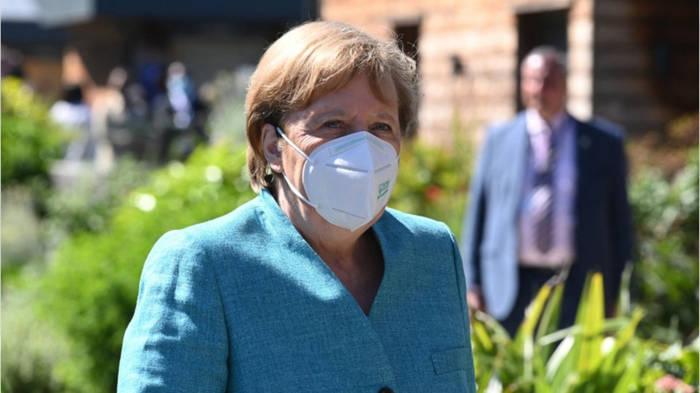 News video: G7-Gipfel: Merkel sagt 2,3 Milliarden Impfdosen für ärmere Länder zu