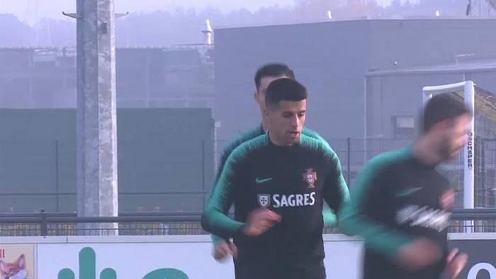 Video: Fußball-EM: Corona-Fall bei Portugal
