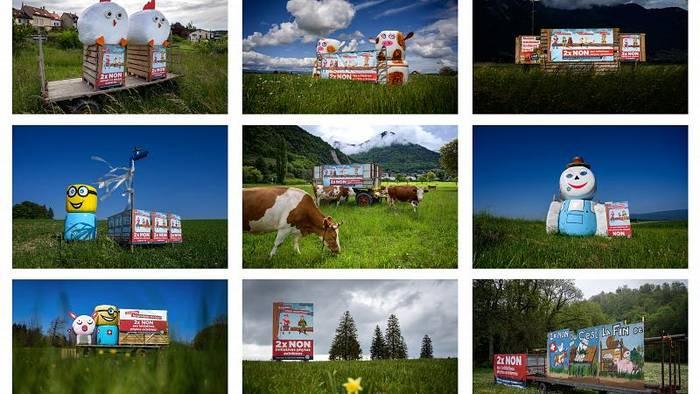 News video: Schlappe für den Klimaschutz: Schweiz sagt Nein zu CO2-Gesetz