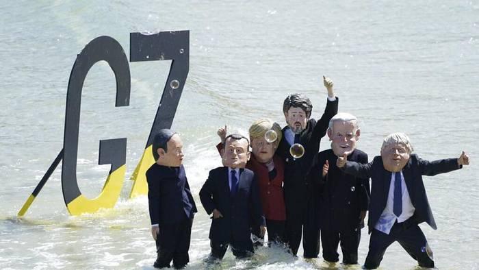 News video: G7-Gipfel: NGOs üben Kritik an Klima- und Corona-Entscheidungen