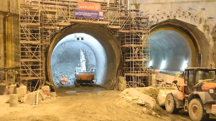 News video: Brennerbasistunnel dauert länger !