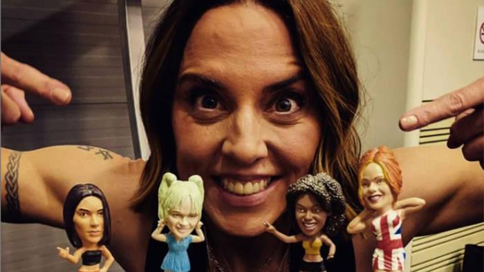 News video: Online-Auktion: Mel C rettet Spice-Girls-Andenken