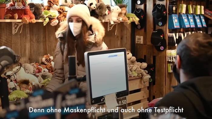 News video: Experten warnen vor genereller Aufhebung der Maskenpflicht