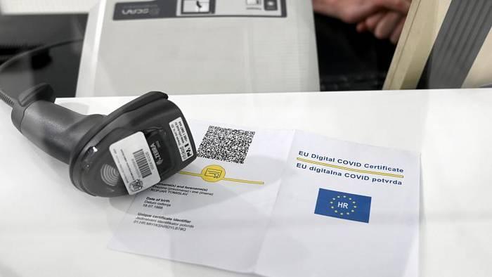 News video: Digitaler EU-Impfpass - 15 Länder wollen diese Woche starten