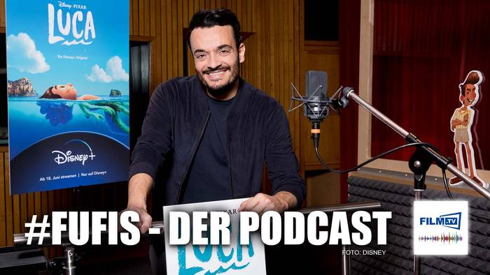 "News video: Giovanni Zarella ist jetzt Bösewicht im Disney/Pixar-Film ""Luca"" - FUFIS Podcast"
