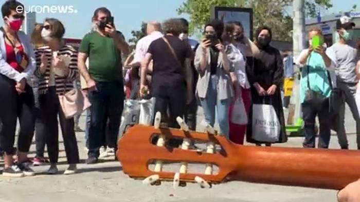 News video: Die Türkei lockert - nur Musiker müssen weiter schweigen