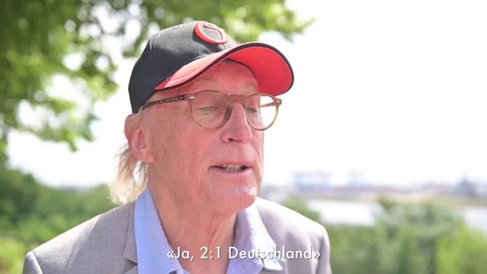 News video: Otto Walkes gibt EM-Tipp ab · 2:1 für Deutschland