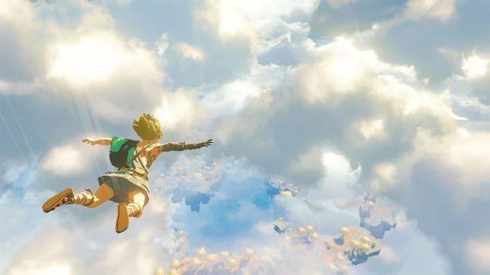News video: Link über den Wolken: Nintendo zeigt endlich Gameplay aus