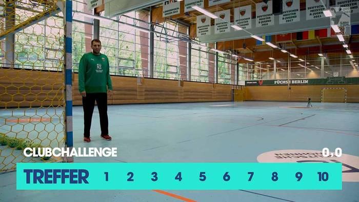 Video: Handball-Bundesliga: Die Füchse Berlin treten mit Dejan Milosavljev in der Clubchallenge an