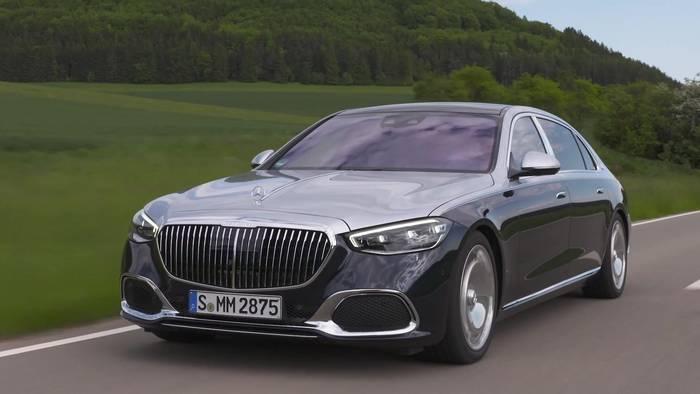 News video: Die neue Mercedes-Maybach S-Klasse - Eine neue Definition von Luxus