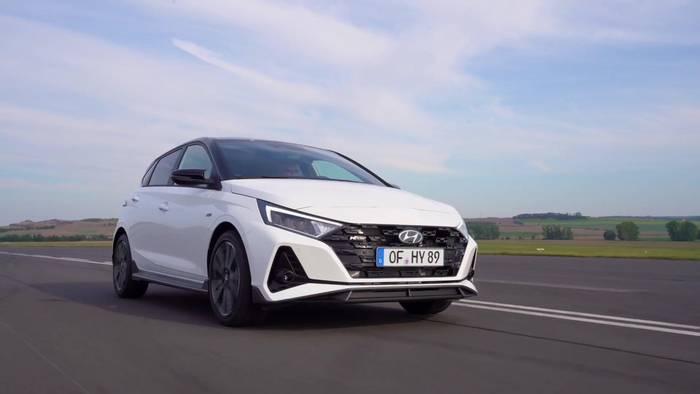 News video: Neues Hochleistungsmodell Hyundai i20 N geht ab 24.990 Euro ins Rennen