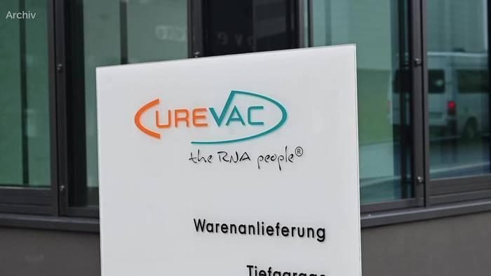 News video: Curevac: Corona-Impfstoff weniger wirksam als erhofft