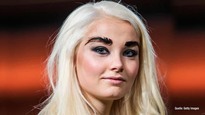 News video: Ex GNTM-Kandidatin Katharina: rechnet mit Modelsendung ab