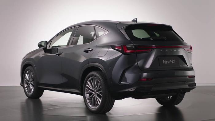 News video: Das Konzept des neuen Lexus NX