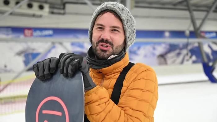 News video: Skifahren in der Hitzewelle - Snow Dome wieder geöffnet