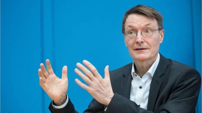 News video: Lauterbach: EM-Finale in London ist