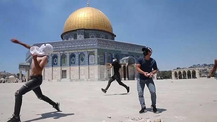 News video: Palästinensische Autonomiebehörde sagt Impfdeal mit Israel ab