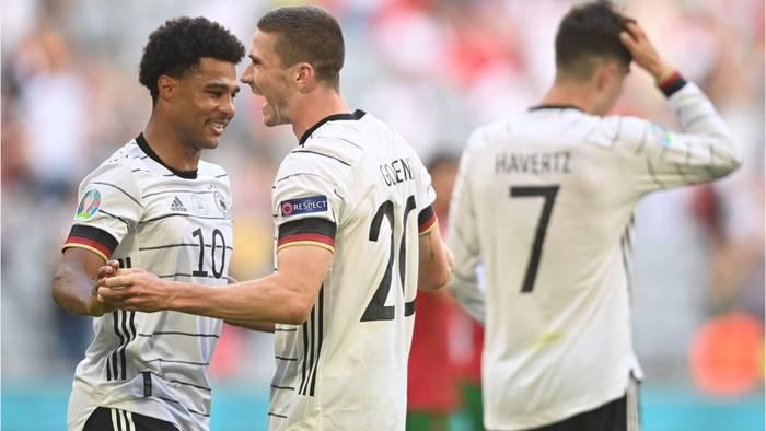 News video: Deutschland gegen Portugal: Spektakuläre Momente und ein heimlicher Star