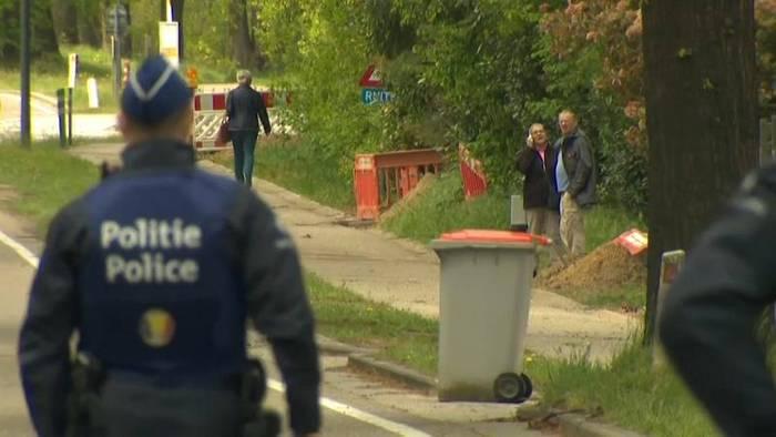 News video: Nach Morddrohungen gegen belgischen Virologen: Ex-Militär tot aufgefunden