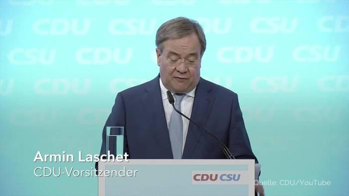 News video: Steuern, Klima und Soziales: Wahlversprechen der Union
