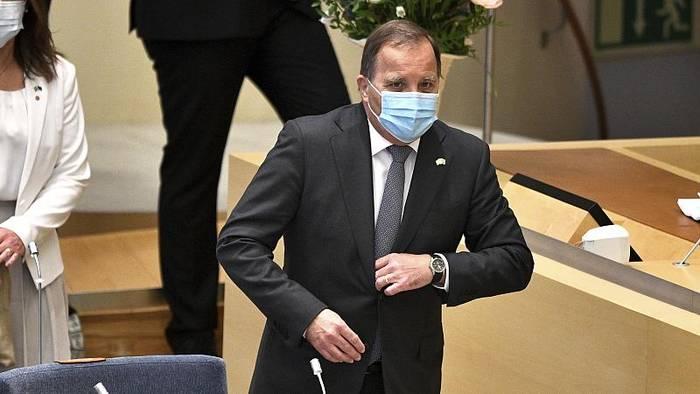 Video: Schweden: Ministerpräsident Löfven verliert Misstrauensabstimmung