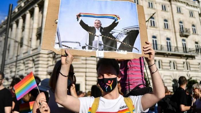 News video: Ungarn wegen LGBT-Politik in der EU am Pranger