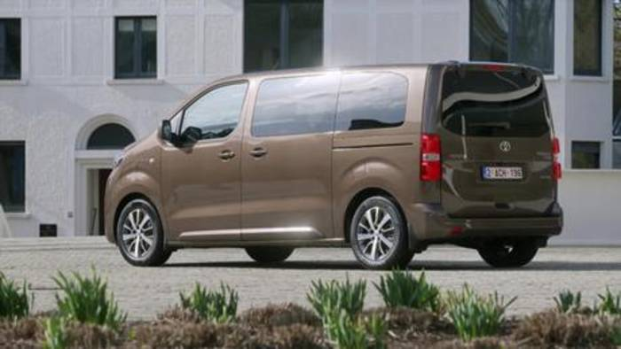 News video: Vollelektrisch: Toyota Proace