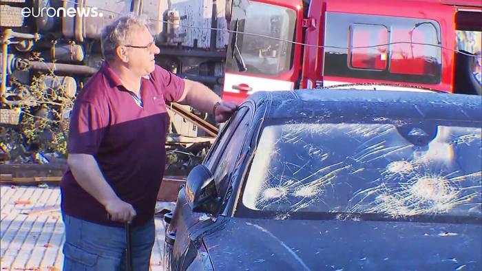 News video: Tschechien: Mehrere Tote durch Tornado in Südmähren