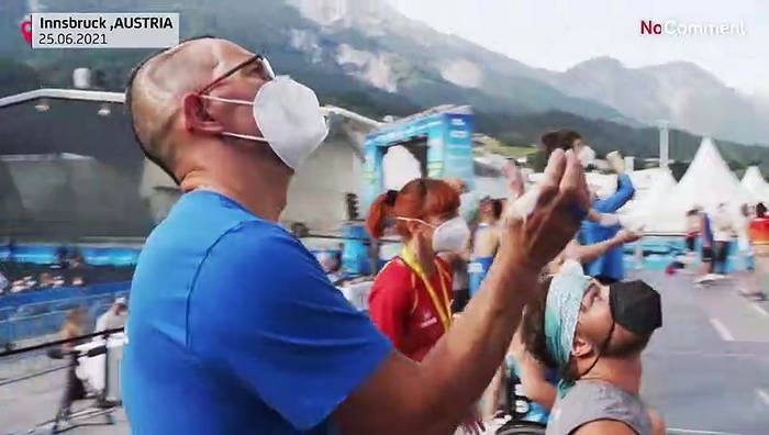 Video: Aus dem Rollstuhl an die Spitze