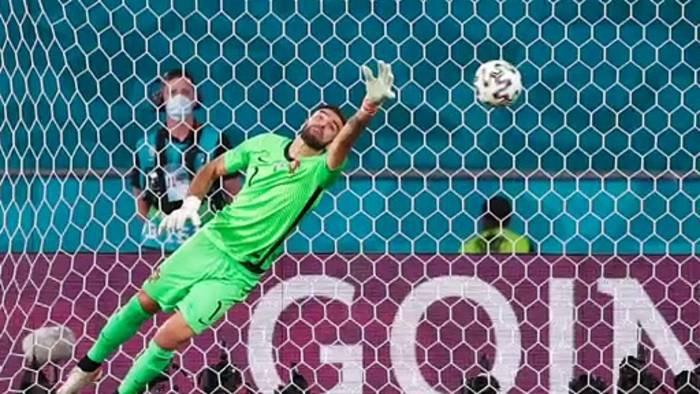 News video: EM-Achtelfinale: Belgien besiegt Portugal, Tschechien die Niederlande