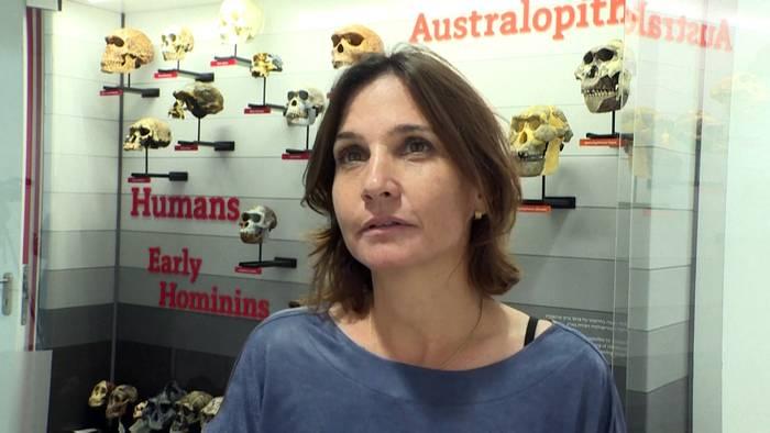 Video: Neue Urmenschenart in Israel entdeckt
