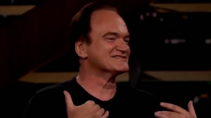 Video: Quentin Tarantino will Wort halten: Noch ein Film, dann ist Schluss