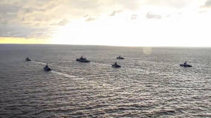 News video: Sea Breeze: Machtdemonstration am Schwarzen Meer