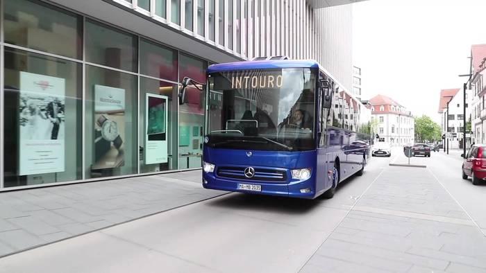 Video: Mercedes-Benz Minibusse - Das Beste aus zwei Welten