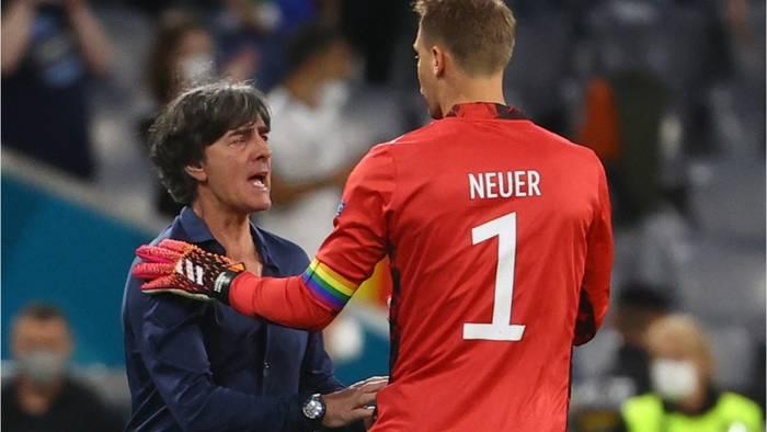 News video: Wann, wo, wie: Die wichtigsten Infos zum EM-Spiel Deutschland:England