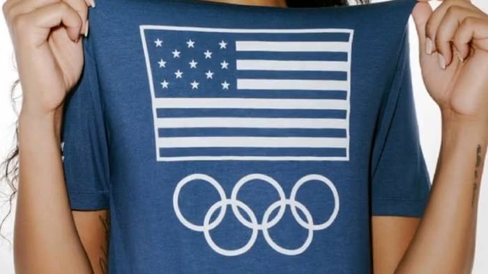 News video: Sonderkollektion: Kim Kardashian kleidet US-Olympiateam ein