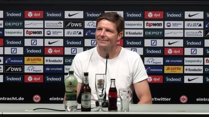 Video: So planen Trainer Glasner und Manager Krösche den Kader 21/22 von Eintracht Frankfurt