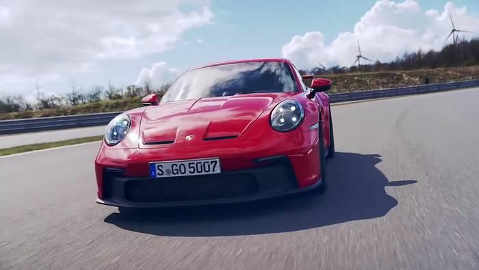 Video: Fünf an einem Tag – mit dem Porsche 911