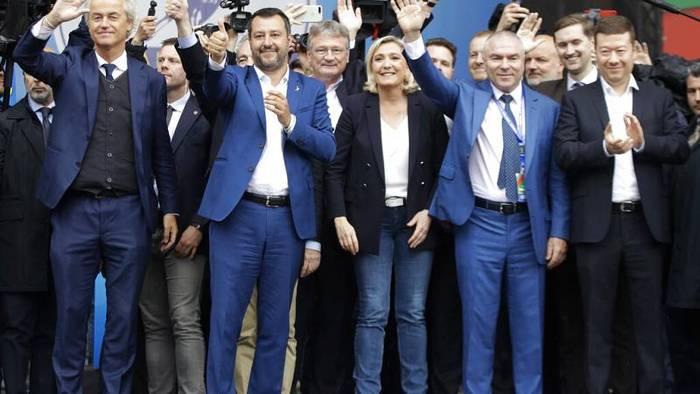 News video: Rechtsnationale Parteien planen neue EU-Allianz