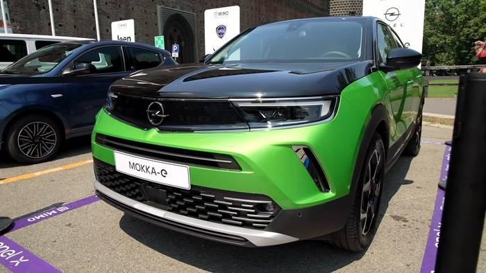 News video: Top-Ergebnisse - Opel Mokka-e und Mokka spitze beim ADAC Ecotest