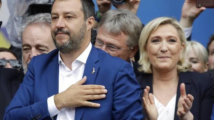 News video: Über Erfolg von neuer Rechtsallianz in Europa entscheidet der Wähler