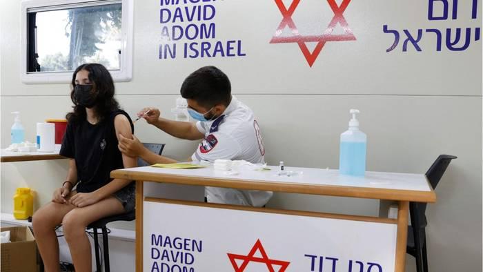 Video: Israel Delta Biontech