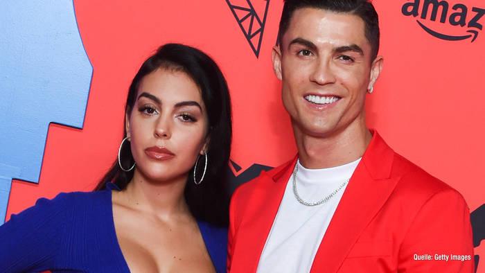 News video: Cristiano Ronaldo: Wird er jetzt erneut Vater?