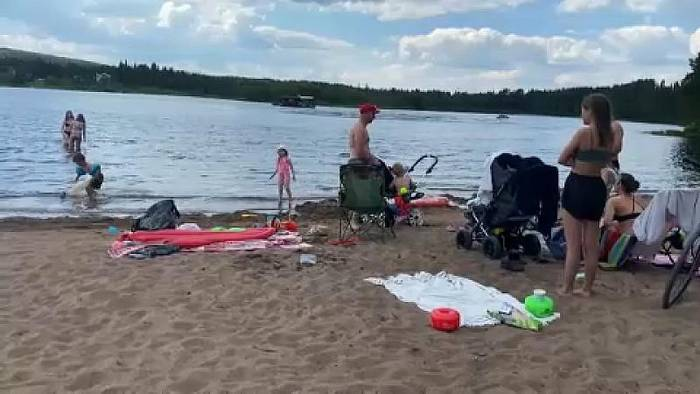 Video: Hitzewelle in Skandinavien: Rekorde von über 30 Grad am Polarkreis