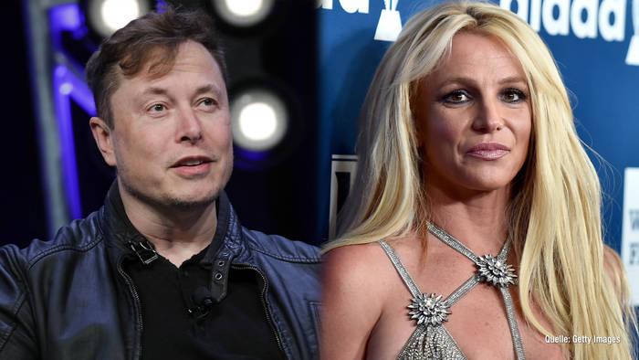 News video: Britney Spears: So steht Elon Musk ihr bei!